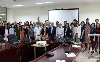Báo cáo: Máy đo giá thành thấp trong theo dõi và quản lý chất lượng không khí tại Việt Nam – Cơ hội và Thách thức