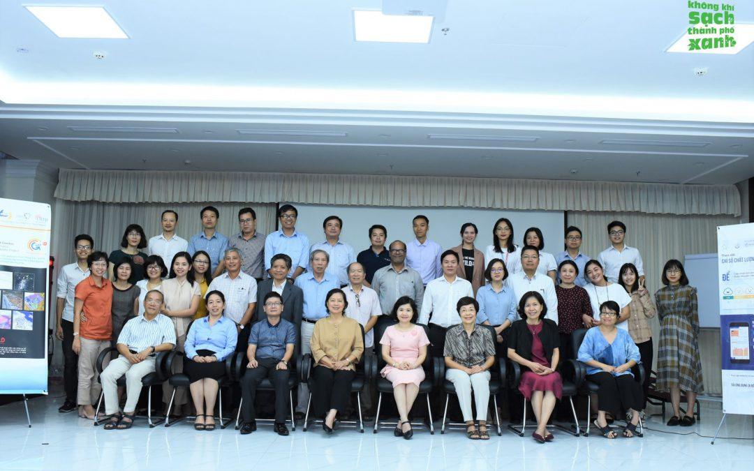 """Hội thảo """"Giải pháp Thành phố Thông minh vì Không khí Sạch: Thực hành hiện nay và Khuyến nghị cho Việt Nam"""""""