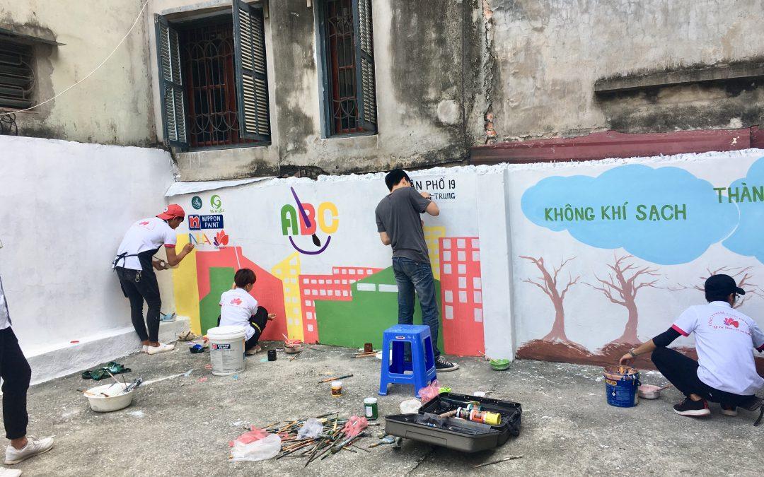[Sáng kiến đã thành công] Arts Build Communities, tạo không gian nghệ thuật – môi trường ngay trong khu phố