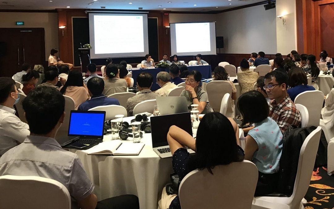 """Hội thảo """"Cải thiện chất lượng không khí Hà Nội: Cập nhật nghiên cứu và giải pháp"""""""