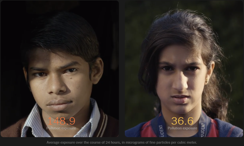 Ai Được Thở Không Khí Sạch ở New Delhi? (Phần 1)