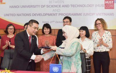 Trường đại học Bách khoa Hà Nội và UNDP xây dựng bộ chỉ số đánh giá môi trường