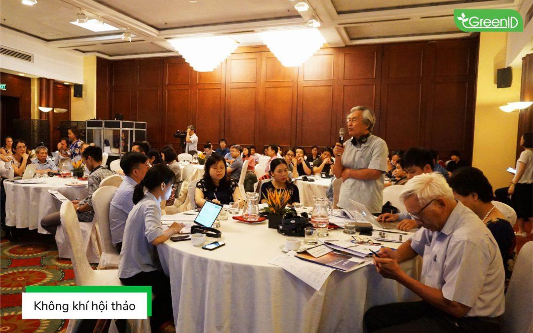 """Hội thảo """"Đồng lợi ích của phát triển năng lượng bền vững đối với chất lượng không khí và sức khỏe cộng đồng"""""""