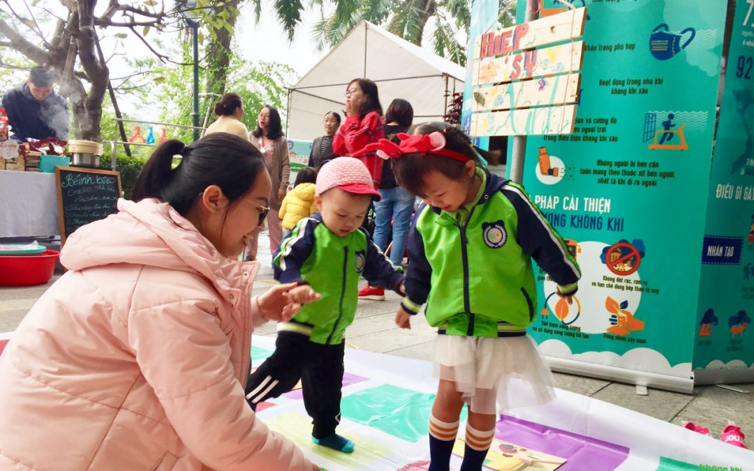 Sự kiện 'Eco Christmas Fair 2019'