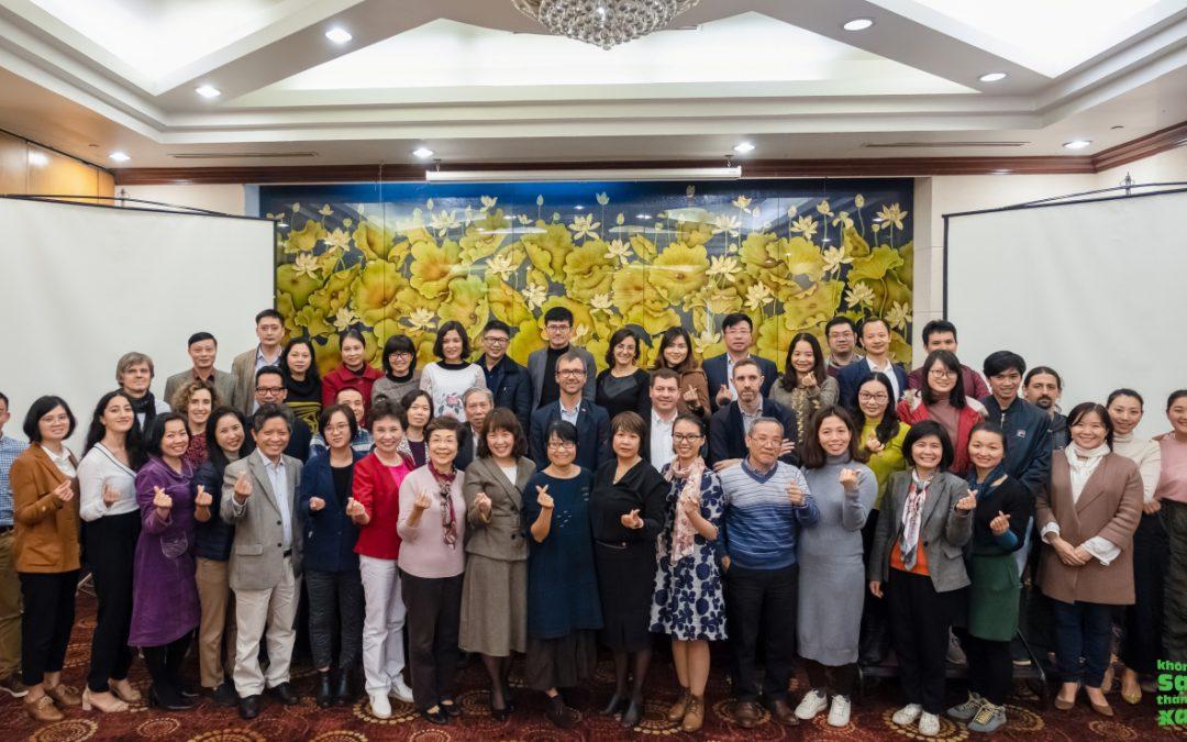 """Hội thảo """"Chất lượng không khí Hà Nội: Hợp tác 2020 và những năm tiếp theo"""""""