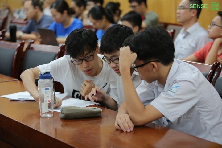 [Quỹ Sáng Kiến] Chung kết Cuộc thi Thiết kế kỹ thuật chủ đề môi trường không khí 2019