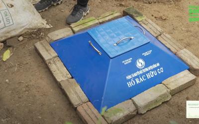 Hướng dẫn xử lý rác hữu cơ bằng vi sinh trong hố ủ