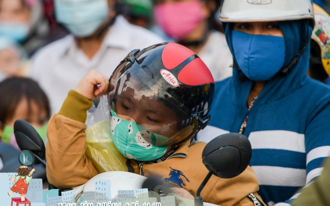 Nếu nồng độ bụi mịn PM2,5 được kiểm soát, tuổi thọ trung bình của người dân Hà Nội có thể tăng thêm ít nhất 2 năm